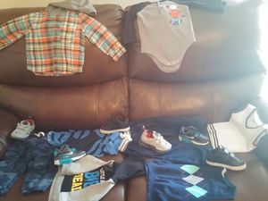 Kids clothing and sneakers for Sale in Charlotte, NC