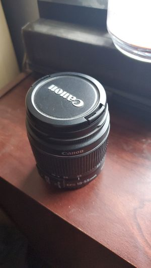 Canon 18-55mm EFS for Sale in LIBERTY TNSP, OH