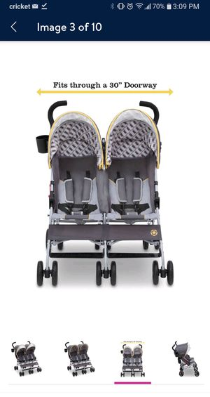 Double Twin Stroller for Sale in Stonecrest, GA