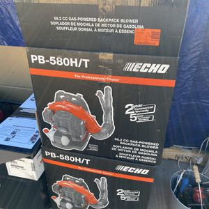 Back Back Leaf Blower Echo for Sale in San Bernardino, CA
