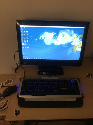 Hp Omni 220 all in one pc for Sale in Silver Spring, MD