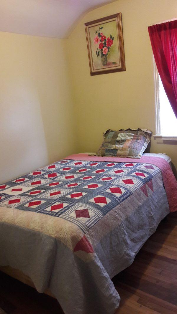 Short stay room rental