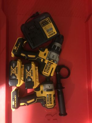 Brushless Hammerdrill/impact driver combo kit for Sale in Dublin, OH