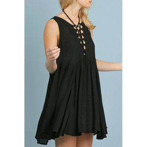 Umgee sleeveless tie front dress for Sale in Cypress, CA