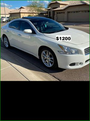 2009 Nissan Maxima only$1200 for Sale in Richmond, VA