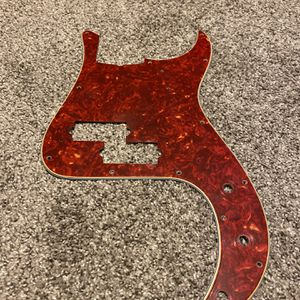 MIJ Fender Japan Precision Bass Pickguard for Sale in Seattle, WA