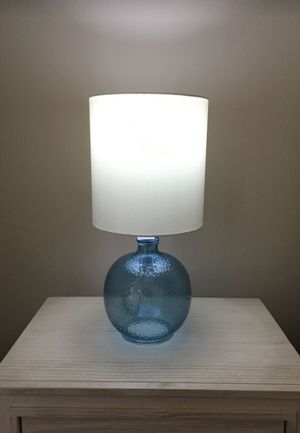 """Set of two brand new 20 """" lamps just 60$ for Sale in Houston, TX"""