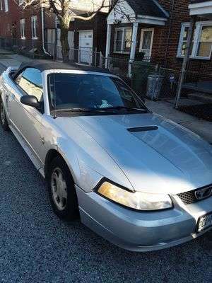 99 Ford mustang for Sale in Baltimore, MD
