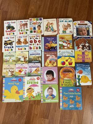 27 board books for toddlers for Sale in Union City, CA