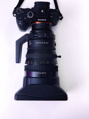 Sony α7R III - Sony FE PZ 28-135mm f/4 G OSS Lens Sold Separate for Sale in Huntington Beach, CA