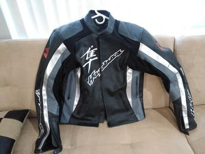 Motorcycle jacket Suzuki for Sale in Orlando, FL