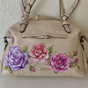Handbag Hand painted. for Sale in Las Vegas, NV