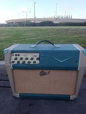 "Solid State Amp-Prototype ""Duce"" Model 0 0 -One Of A Kind 120Watts for Sale in San Diego, CA"