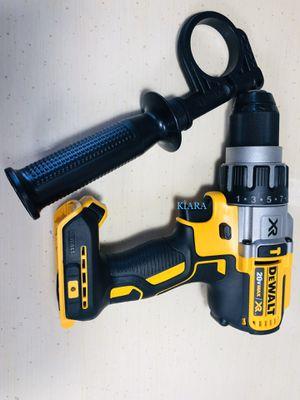 Dewalt Hammer Drill XR Brushless 3 Speed for Sale in Anaheim, CA