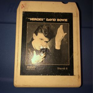 David Bowie 8 Track for Sale in Whiting, IN
