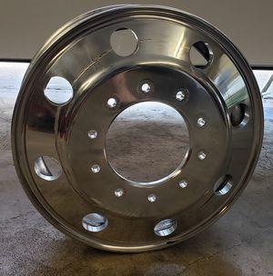 Superduty dually F350 F450 F550 19.5 drw wheel 10 lug rim for Sale in Houston, TX