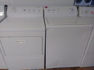 Kenmore top load washer and gas dryer set for Sale in Cleveland, OH