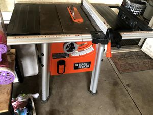Table saw for Sale in Winton, CA