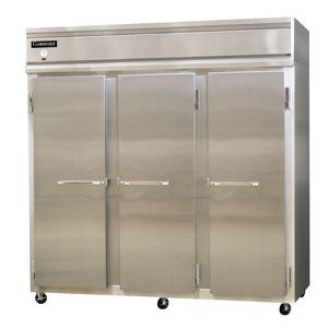 Continental 3R Stand-Up Refrigerator 3-Door for Sale in Denver, CO