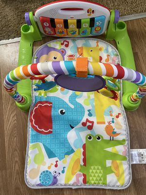 Baby gym mat by fisher price for Sale in DeSoto, TX