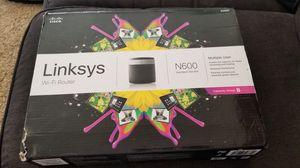 Linksys wifi router for Sale in La Mesa, CA