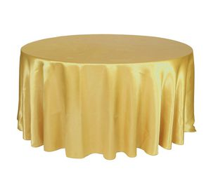 90 inch round marigold satin table covers for Sale in Lodi, CA