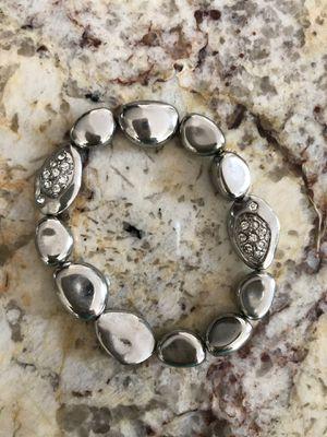 Silver Stretch bracelet for Sale in Gaithersburg, MD