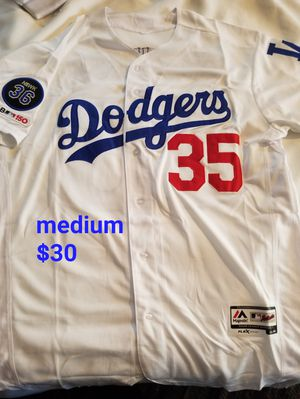 Dodgers cody bellinger jersey for Sale in Ontario, CA