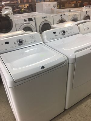 Maytag Bravos Washer and Dryer Set for Sale in Columbus, OH