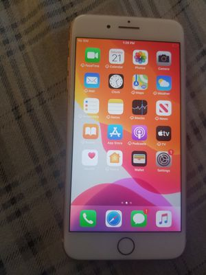 AT&T Cricket iPhone 8 plus 64gb excellent condition for Sale in Atlanta, GA