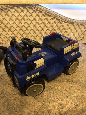 Paw patrol Kids car for Sale in Bellevue, WA