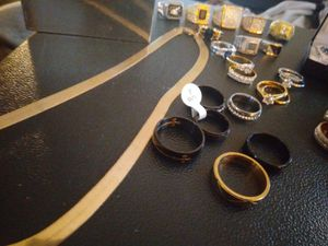 Women's And Man's Wedding Bands Sets. And Also Man Dress Ring's for Sale in Louisville, KY