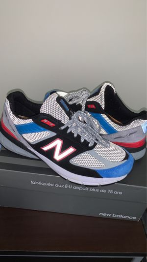 New Balance 990 red/black/blue/grey for Sale in Salisbury, MD