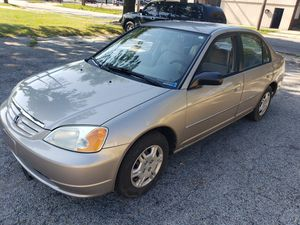 2002 Honda civic. One owner. 5 speed manual for Sale in Cleveland, OH