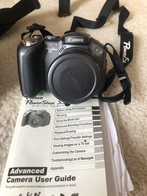 Canon Powershot S3 is for Sale in Winchester, VA