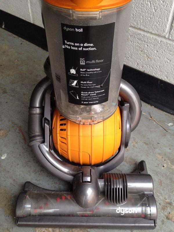 Dyson Vacuum - DC25 Ball