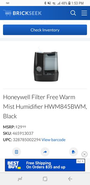 Essential Oil Humidifier for Sale in North Royalton, OH