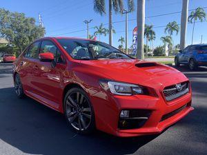2016 Subaru WRX Limited for Sale in Pompano Beach, FL
