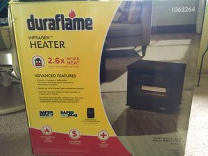 Duraflame heater for Sale in Winston-Salem, NC