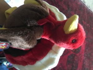 Gobbles 1999 Ty Beanie Baby large for Sale in Norfolk, VA
