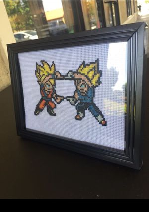 New Handmade Goku and Vegeta Fusion for Sale in Chino, CA