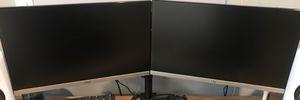 AOC 23' dual monitors for Sale in Chicago, IL