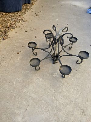 Umbrella mounted candle holder for Sale in Gilbert, AZ
