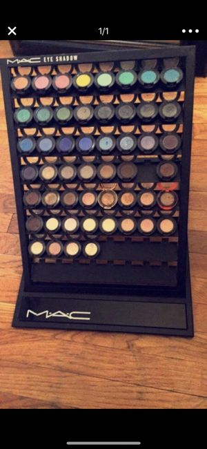 Mac eyeshadow display stand for Sale in Pittsburgh, PA