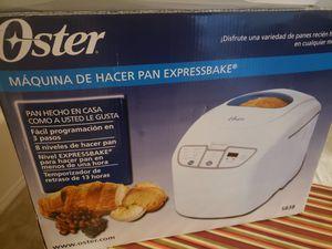 Oster Bread Maker for Sale in Arlington, VA