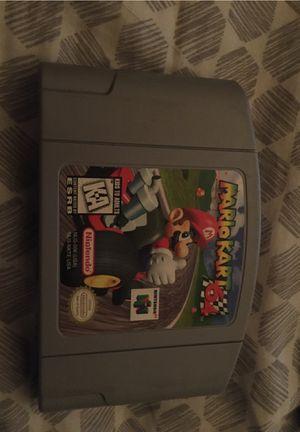 Mario Kart 64 for Sale in Seattle, WA