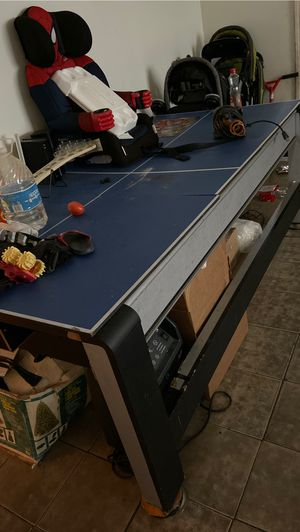 Pool/ ping pong / air hockey table for Sale in Carson, CA