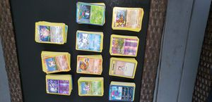 Pokemon cards giant lot for Sale in Stoughton, MA
