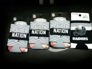Raiders can koosie for Sale in Phillips Ranch, CA