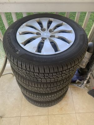 "Honda Oem 16"" wheels for Sale in MONTGOMRY VLG, MD"